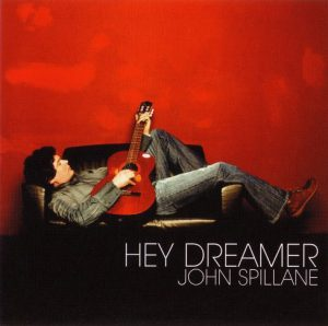Hey dreamer Album Cover
