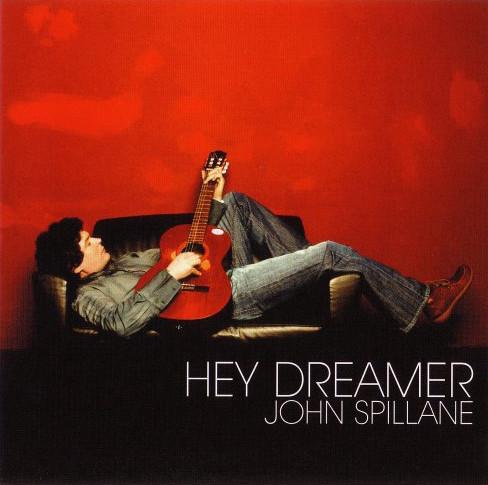 Hey dreamer Album Cover